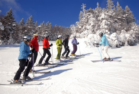 Learn to Ski without Fear at Sugarbush