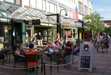 Let's Get Local in Burlington, Vermont