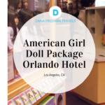 American Girl Doll Package