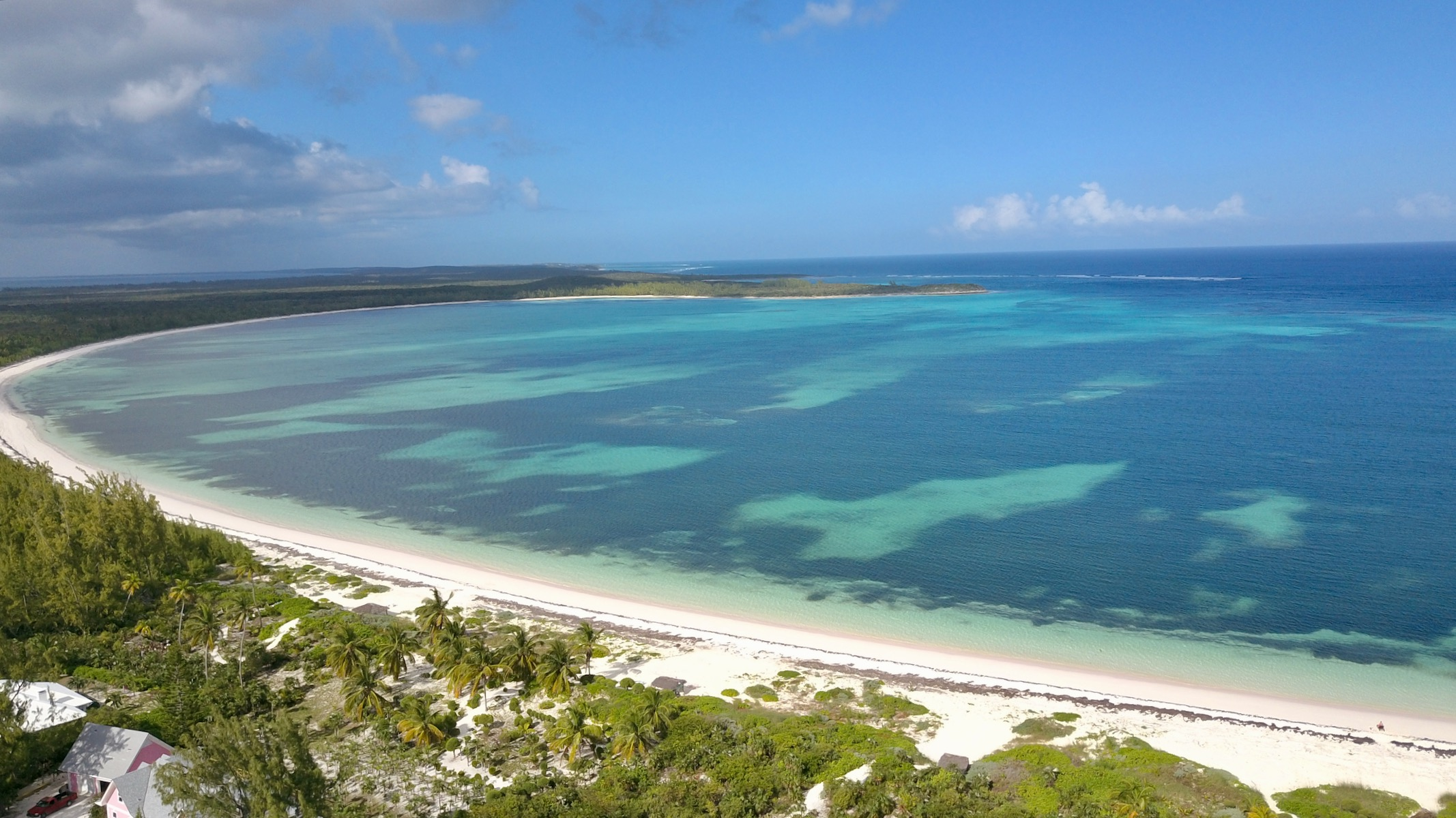 Discovering Eleuthera Island in the Bahamas