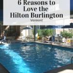 Hilton Burlington Vermont