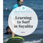Surf in Sayulita