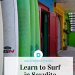 Luna Azul Surf Shop