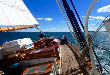 Windjamer Cruise