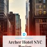 Archer Hotel NYC
