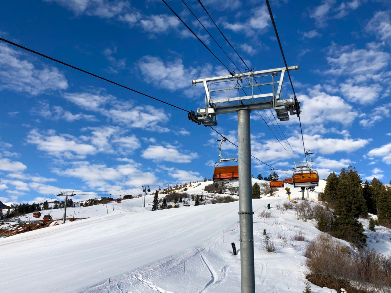 Skiing Out West at Park City