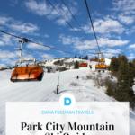 Park City Mountain Skiing