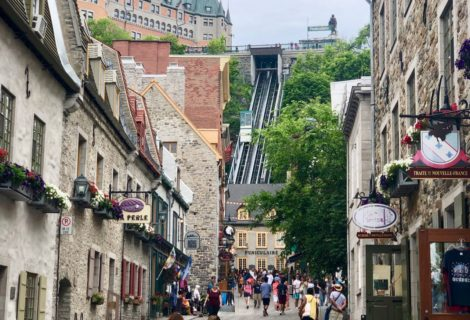 Québec City Travel Guide