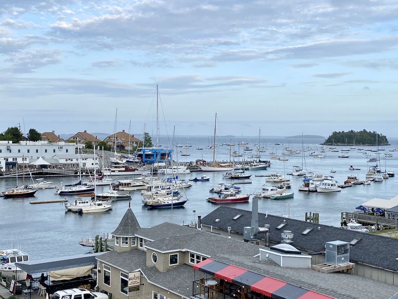 A Long Weekend in Camden, Maine