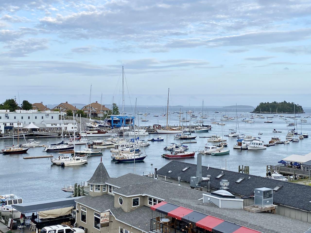 A Long Weekend in Camden, Maine