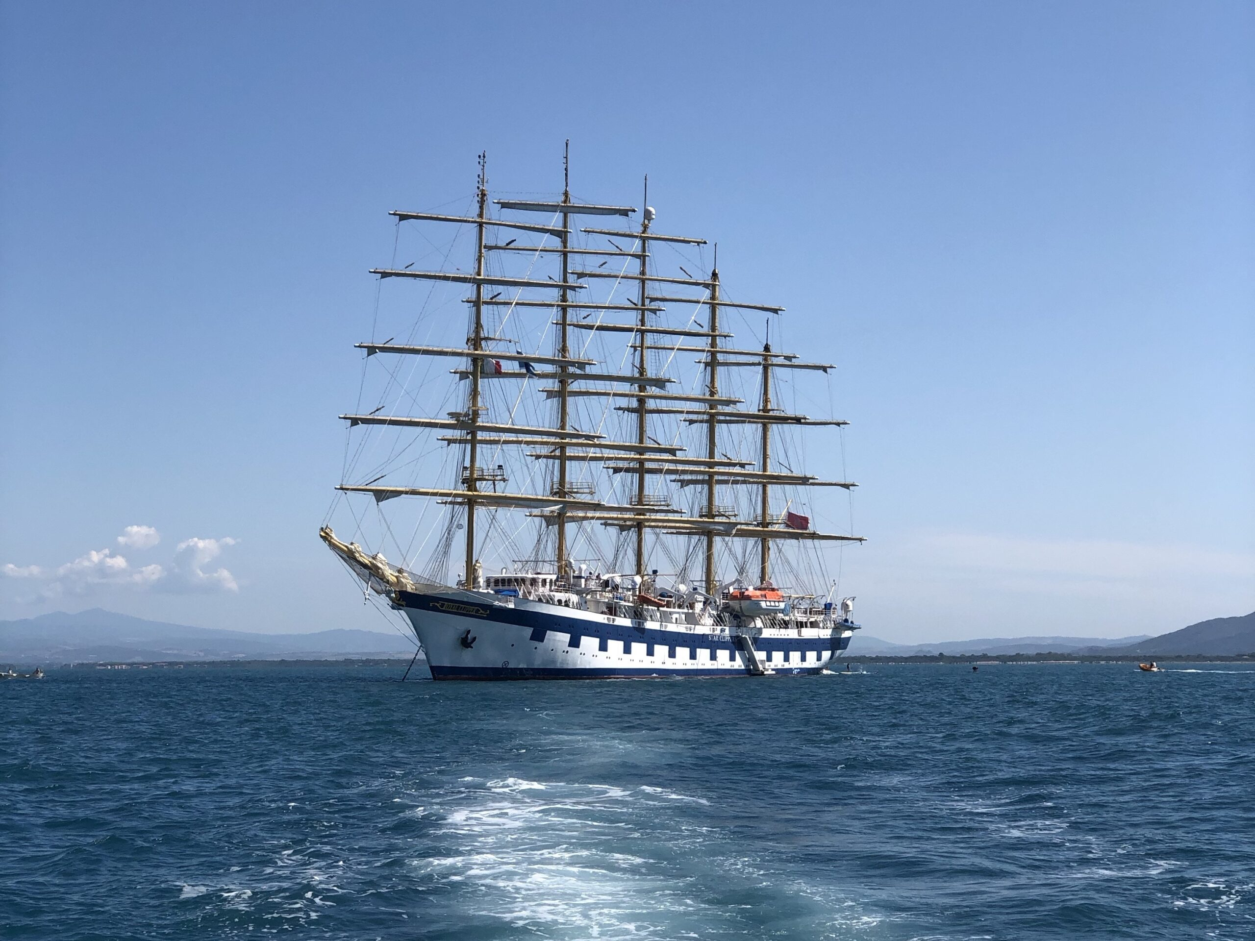 What you will love about sailing on a Royal Clipper Cruise